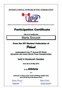 Certificate.PolishAthletes.Sundsvall3