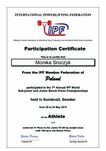 Certificate.PolishAthletes.Sundsvall4